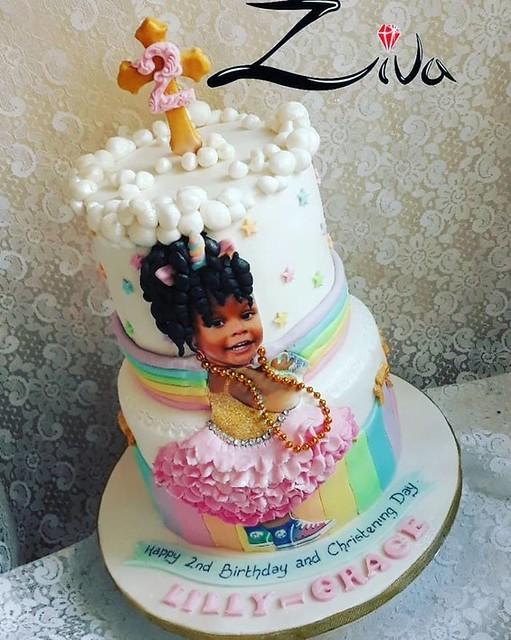 Cake by Ziva Cakes