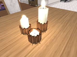 Candle time