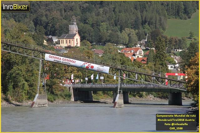 Mundial de ruta Innsbruck - Viernes