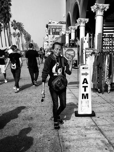 People of Venice Beach
