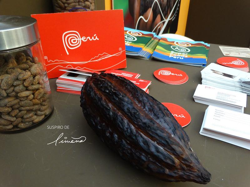 Perú en el Salón del chocolate en Madrid