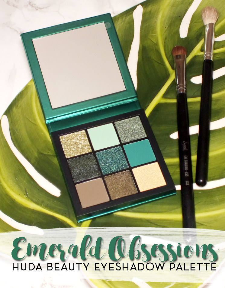 huda beauty emerald obsessions palette (4)