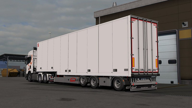 Ekeri Trailers By Kast V211 050719 Scs Software