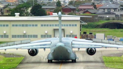 C-2 航空自衛隊第403飛行隊 88-1207 IMG_1055_2