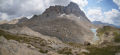 Glaciar rocoso de Chambeyron - Saint-Paul-sur-Ubaye (Francia) - 06
