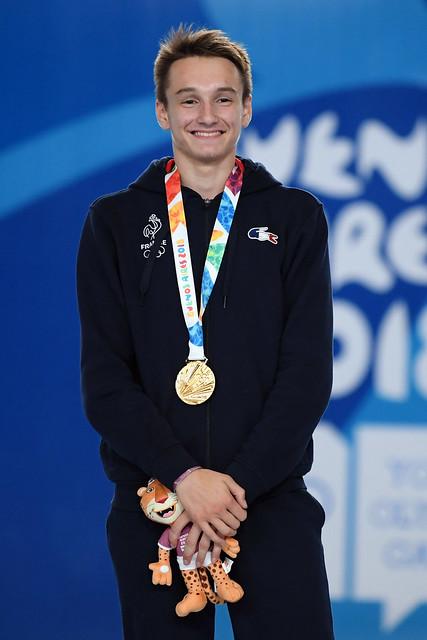 Jeux Olympiques de la Jeunesse de Buenos Aires 2018 - 9 octobre 2018, jour 3