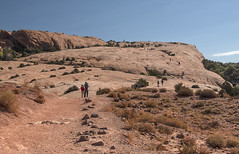 Trail to Delicate Arch, ANP detail