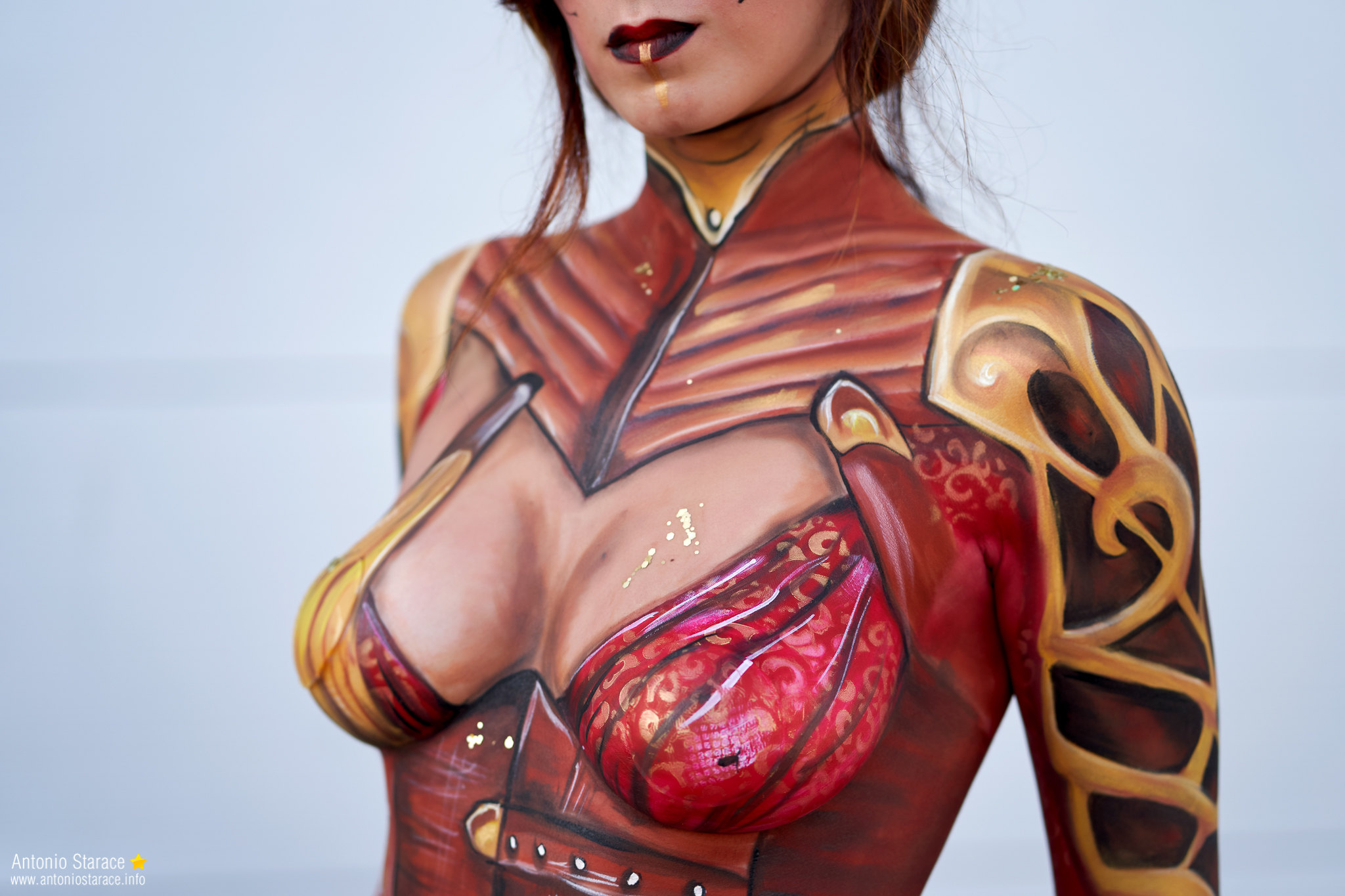 Romics2018_autunno_bodypaint_25