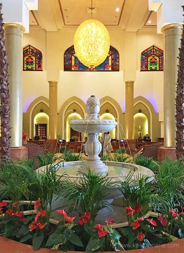 Ajman Hotel Lobby 4