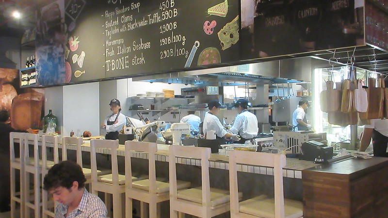 Italian Food Terminal 21 Pattaya