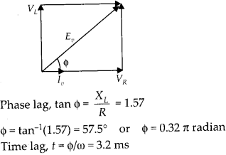 NCERT Solutions for Class 12 Physics Chapter 7 Alternating Current 26
