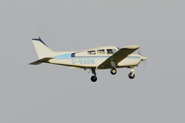 G-BASN Beech C23 Sundowner 180