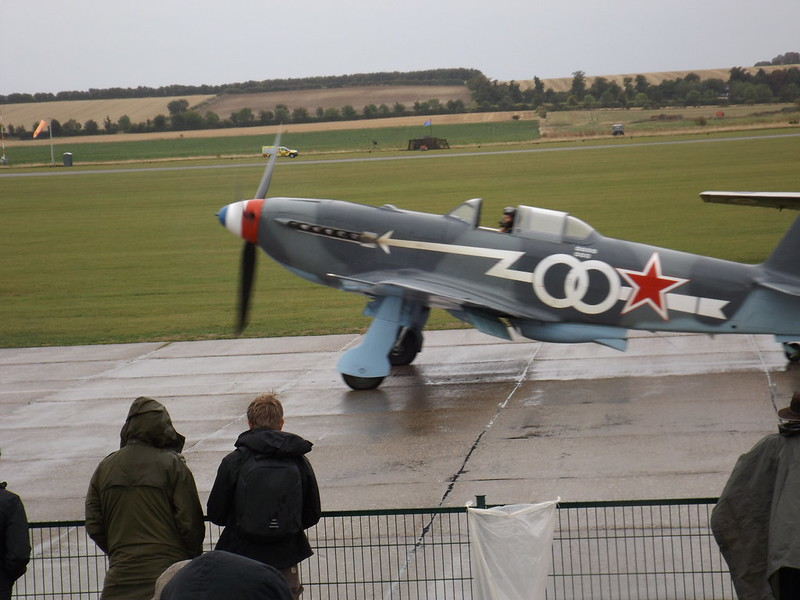 IWM Duxford Battle of Britain Air Show 2018