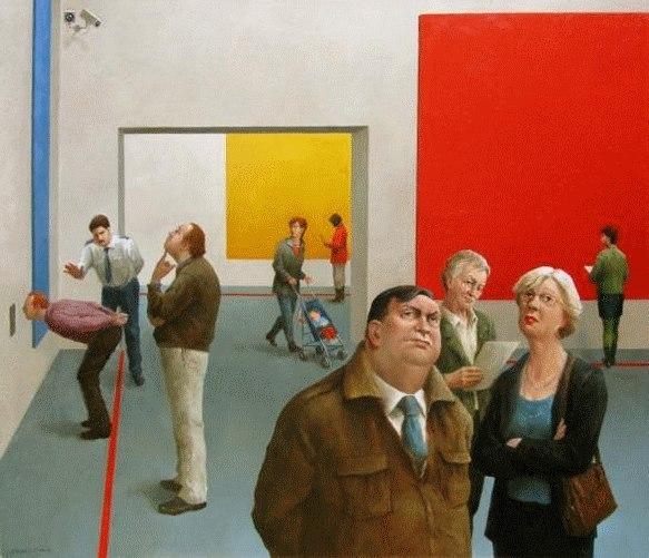 Marius van Dokkum - Exhibition