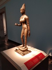 Freer Early Buddhism Exhibit