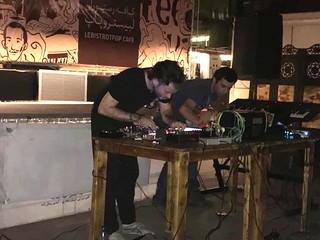 pieps tot & bernisaun live in tehran sept2018