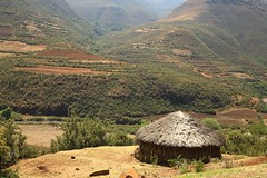 Leribe District - Lesotho