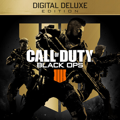 Call of Duty: Black Ops 4 – Digital Deluxe