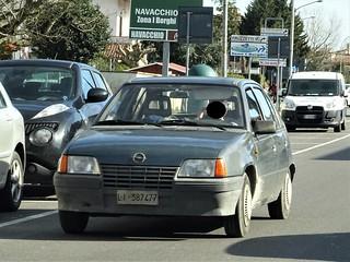 1987 Opel Kadett 1.2 LS