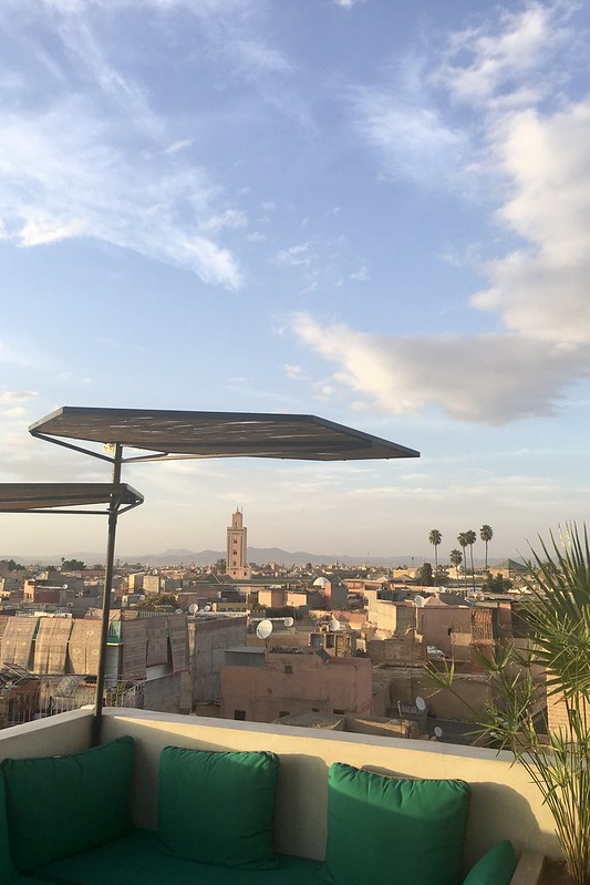 marrakech october 2018