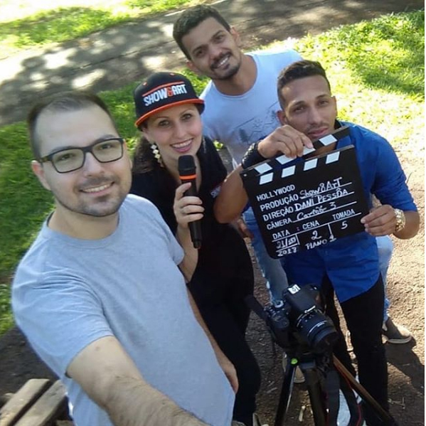 Equipe Cinematográfica Show&Art
