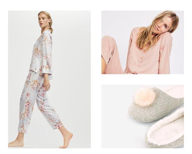 Pijamas otoño_ Rojo Valentino Blog
