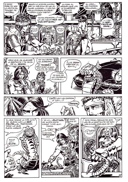 Conan de Roy Thomas y Barry Windsor Smith 03 -03- Tha Hall Of The Dead (Los Guardianes De La Cripta) -02