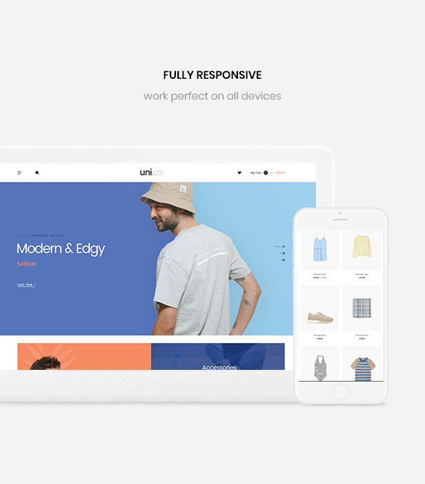 fully responsive prestashop 1.7 fashion theme