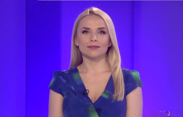 RALUCA ROMAN, PREZENTATOARE TV DIGI24 STIRI SPORT POZE TV