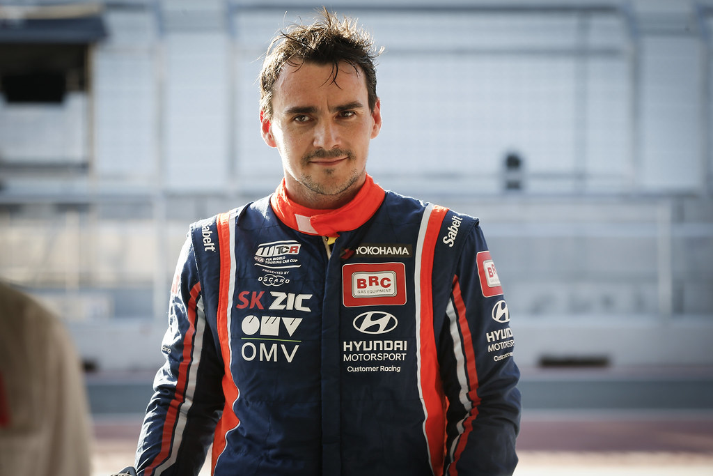 MICHELISZ Norbert, (hun), Hyundai i30 N TCR team BRC Racing, portrait during the 2018 FIA WTCR World Touring Car cup of China, at Ningbo  from September 28 to 30 - Photo Jean Michel Le Meur / DPPI