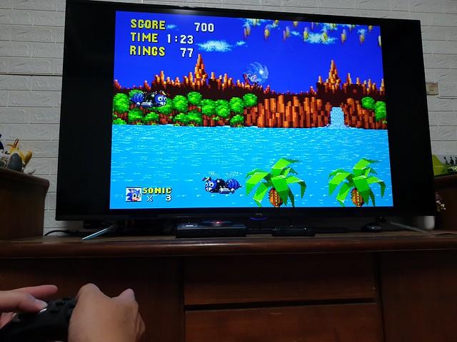 「SEGA MD 復古遊戲機」經典再現感動滿載,內建85款經典遊戲/電視遊樂器 - 37