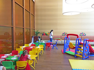 Play Area at the Play House Brunch