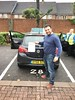 Congrats to EDUARD on passing his driving test this morning at Isleworth 1st time...Well done!!!!:red_car::red_car::red_car::red_car::red_car:.