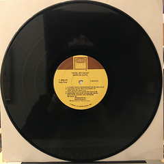 MARVIN GAYE:HERE, MY DEAR(RECORD SIDE-B)