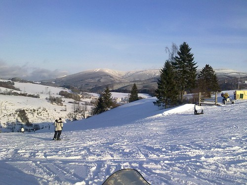Lyžujte s 30% slevou ve Ski areálu BRANNÁ do konce zimní sezóny 2018/19