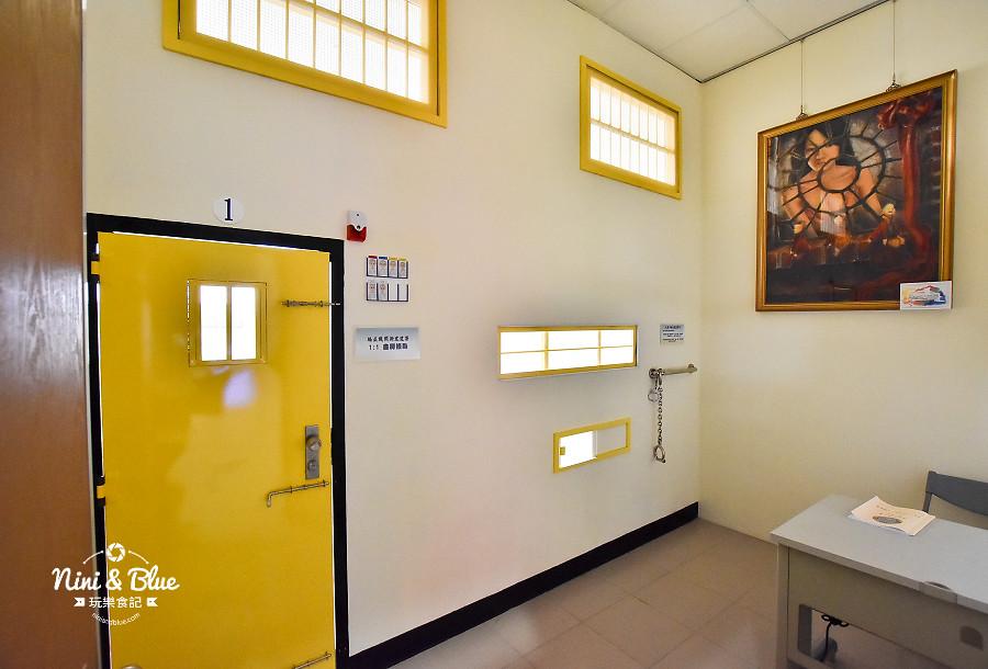 法務部矯正署臺中監獄矯正教育館.台中景點15