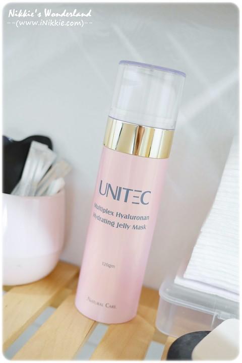 UNITEC彤妍 燕窩素玻尿酸保濕水凍膜