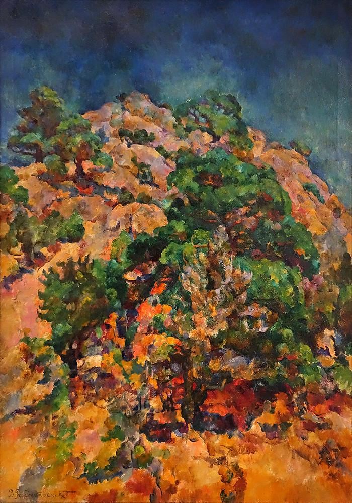 Impressionism in the Avant-garde_48_Rozhdestvensky