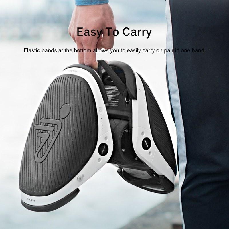 Xiaomi Ninebot Segway Drift W1 レビュー (10)