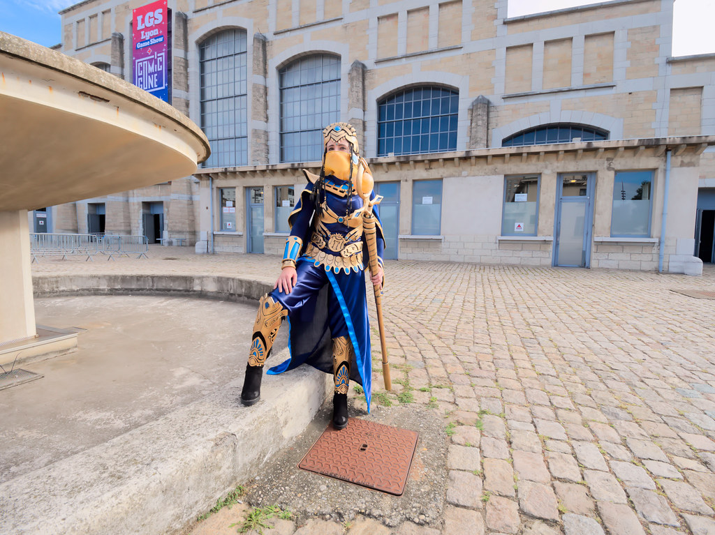 related image - Lyon Game Show 2018 - P1322258