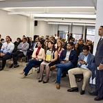 Encuentro con jóvenes dominicanos residentes en Nueva York