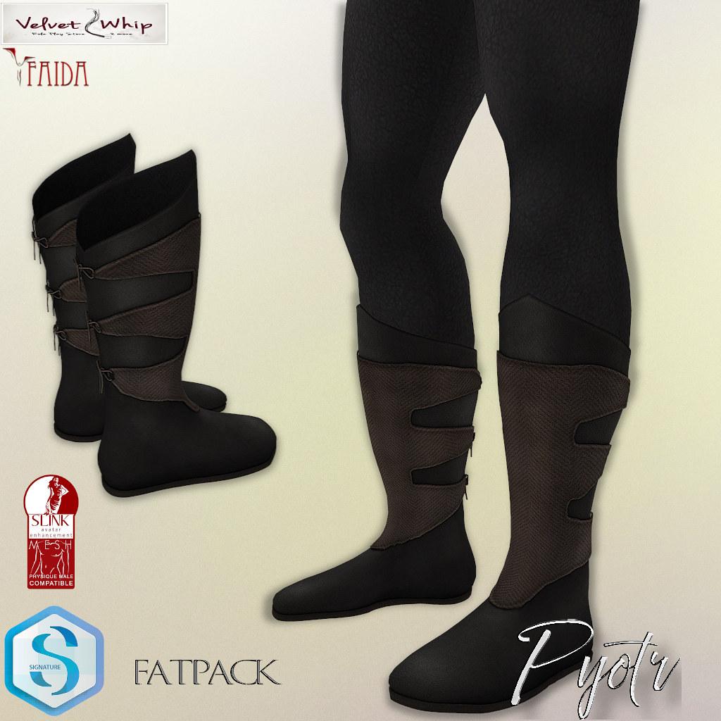 VW & Faida – Pyotr Boots