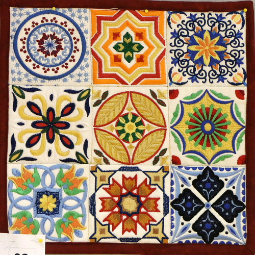 66: Porcelain Tiles - Kathy Beguin