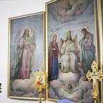 Литургия в  Свято-Преображенском храме города-курорта Геленджик
