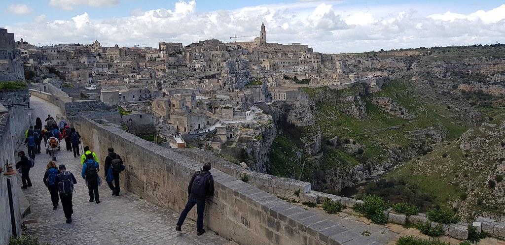 7 Tappa Picciano - Matera