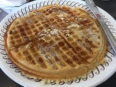 No need to waffle over waffles