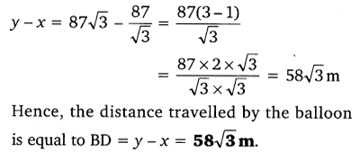 NCERT Solutions for Class 10 Maths Chapter 9 Some Applications of Trigonometry 23
