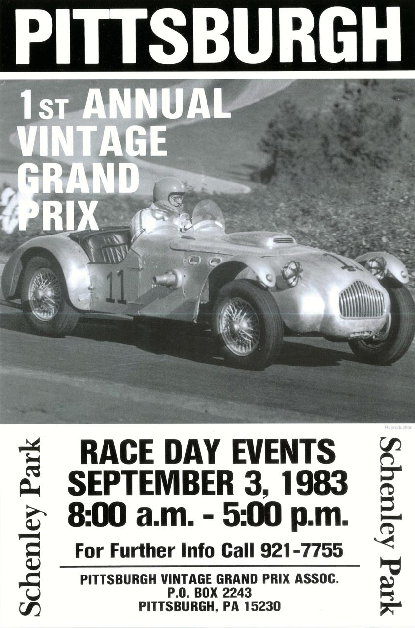 PVGP Posters & History