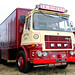 PYJ881L 1972 ERF LV in the colours of T.E Darley.