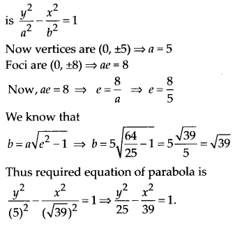 NCERT Solutions for Class 11 Maths Chapter 11 Conic Sections 43